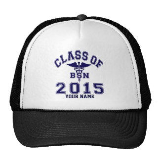 Class Of 2015 BSN Cap