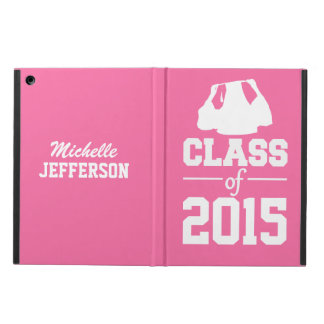 Class of ANY year custom text & color cases iPad Air Case