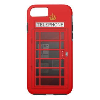 Classic British Red Telephone Box iPhone 7 case