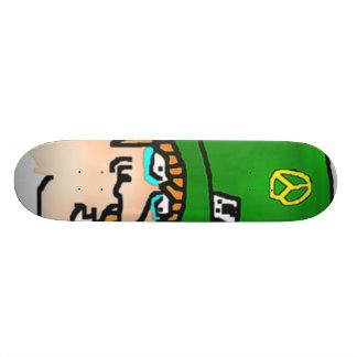 Classic Characters 1-5 Mad Hatter 21.3 Cm Mini Skateboard Deck