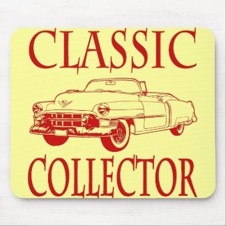 Classic Collector Mouse Pad