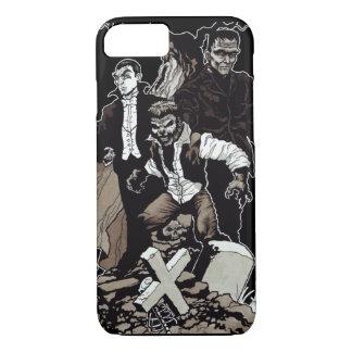 Classic Horror Trio! iPhone 7 Case
