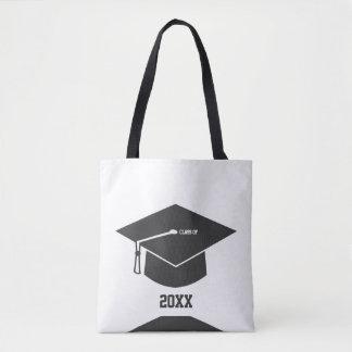 Classic Modern Graduation Tote Tote Bag