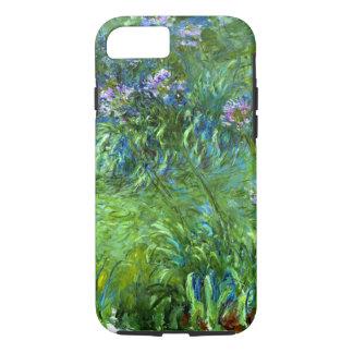 Claude Monet: Agapanthus iPhone 7 Case