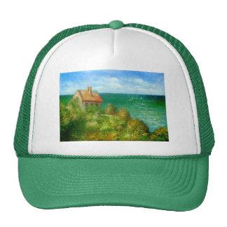 Claude Monet: Fishermans Cottage At Varengeville Cap