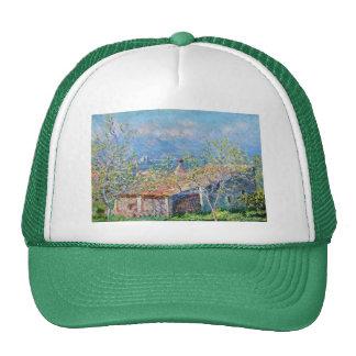 Claude Monet: Gardeners House at Antibes Cap