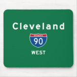 Cleveland 90 mouse pad