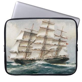 Clipper Ship Torrens Laptop Sleeve