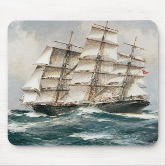 Clipper Ship Torrens Mouse Pad
