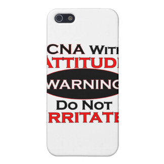 CNA With itude Case For iPhone 5/5S