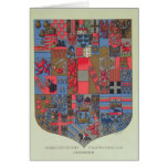 Coat of Arms of the Austro-Hungarian Empire Greeting Card