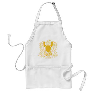 Coat_of_arms_of_the_Federation_of_Arab_Republics.p Standard Apron