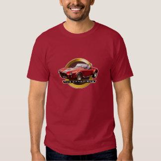 Cobra 427 red tee shirts