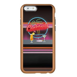 Cocktails retro night club incipio feather® shine iPhone 6 case