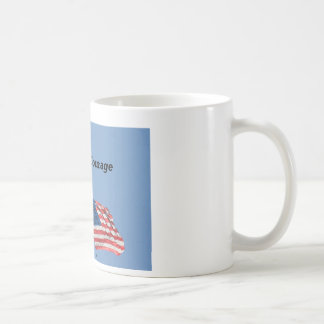 Coffee mug:  Courage of our Navy Seals Basic White Mug