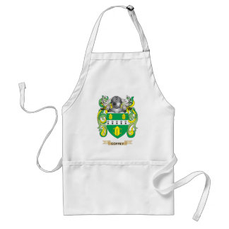 Coffey Coat of Arms Standard Apron