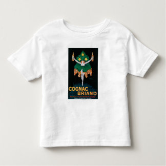 Cognac Briand Promotional Poster T-shirts