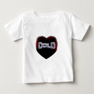 Cold Black Heart T-shirts
