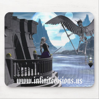 Collector of Souls Mouse Pad