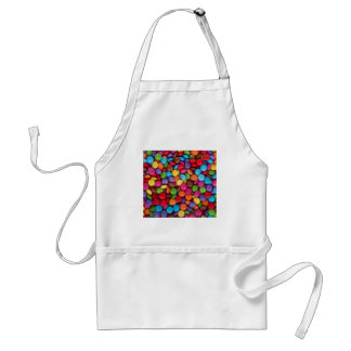 Color Coated Candy Standard Apron