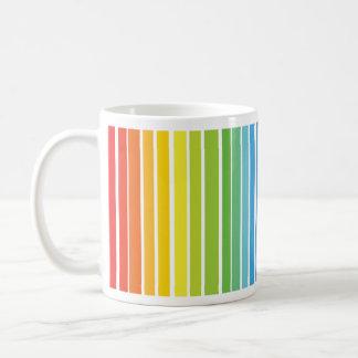 Color Combination Basic White Mug