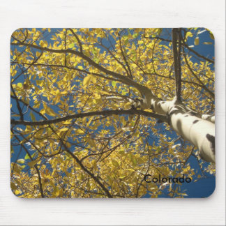 Colorado Aspen Mouse Pad