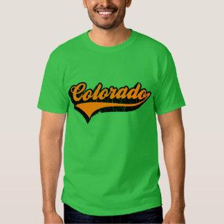 Colorado US State Tshirt