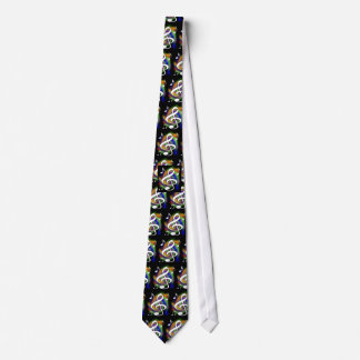 Colorful Musical Custom Tie