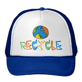 Colorful Recycling Cap