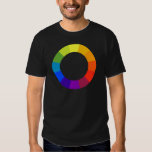 Colour wheel shirt