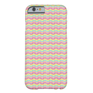 Colourful Waves iPhone 6 Case / Skin / Cover