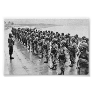 Combat Uniforms Gasmasks Poster