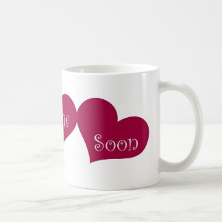 Come Home Soon Basic White Mug