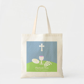 Communion Bread of Life Budget Tote Bag