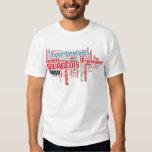 Communist Manifesto Word Cloud Tshirts