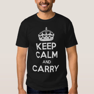 Concealed Carry Tee Shirts