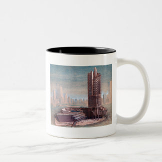 Concourse Singapore Two-Tone Mug