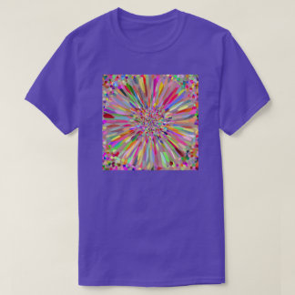 Confetti Flower Summer T-shirt
