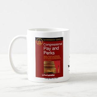 Congressional Pay and Perks mug