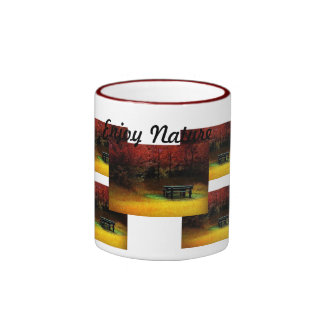 coofee cup ringer mug