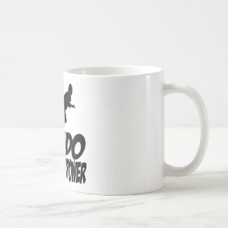 Cool Aikido designs Basic White Mug
