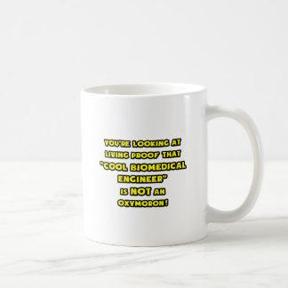 Cool Biomedical Engineer Is NOT an Oxymoron Basic White Mug