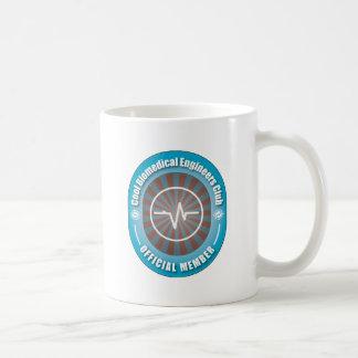 Cool Biomedical Engineers Club Basic White Mug