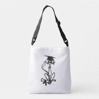 Cool Cat Graduation Tote Bag