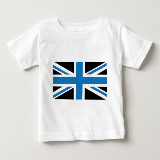 Cool Dark Blue Union Jack British(UK) Flag Shirt