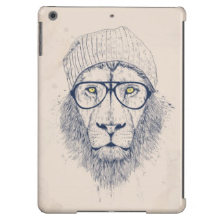 Cool lion iPad air cases