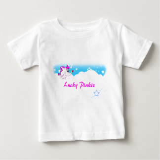 Cool Lucky Pinkie Thank You Infant T-Shirt