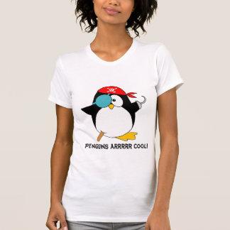 Cool Pirate Penguin Tshirt