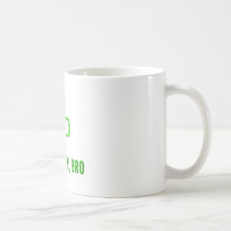 Cool Story, Bro! Basic White Mug