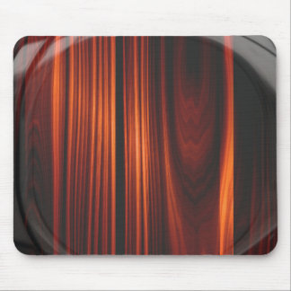 Cool Varnished Wood Mousepad